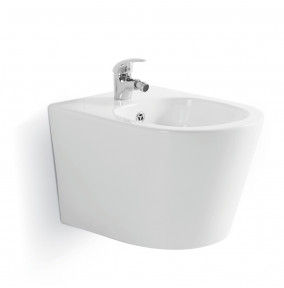 Bidet sospeso rimless Blues